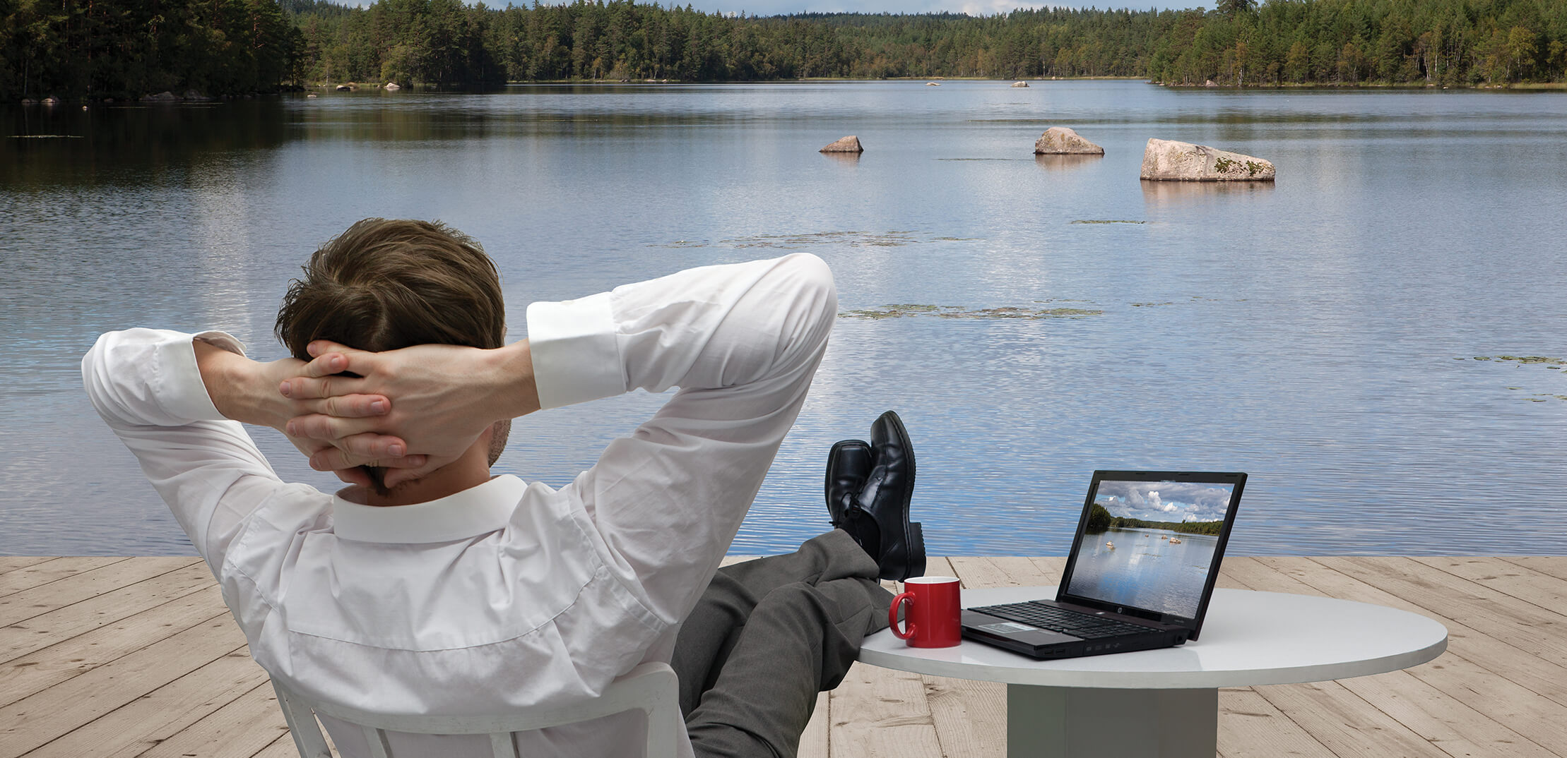 The secret life of mobile workforces
