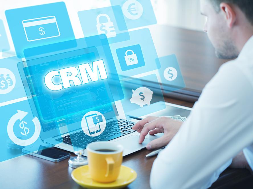 crm software for sales representatives