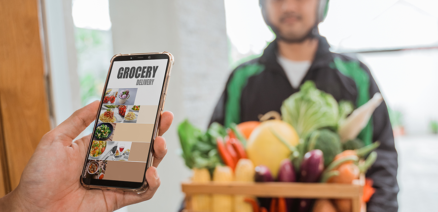 hyperlocal grocery delivery