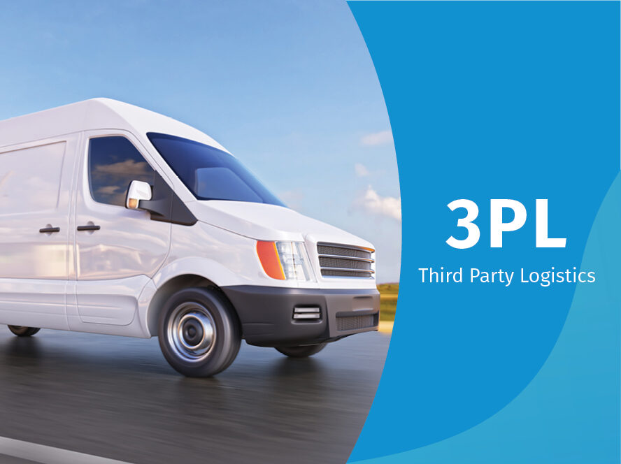 3PL, third party logistics, warehousing, supply chain management