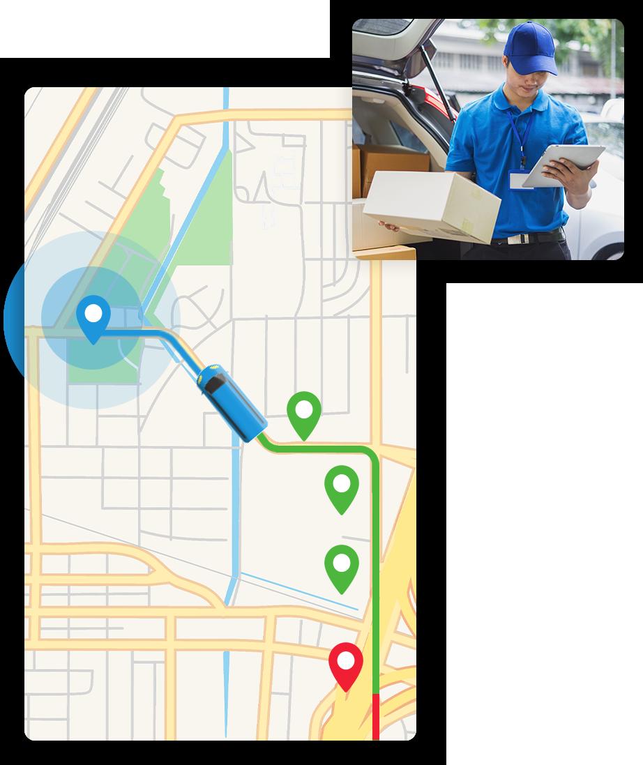 Как работает GPS-трекер для Андроид